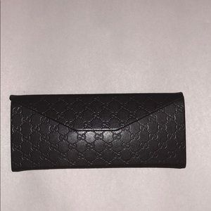 Gucci Guccisima Brown Glasses case